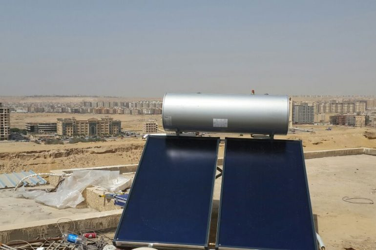 السخانات الشمسية يتراوح سعرها من 6 الاف جنية الي 42 الف Aurora