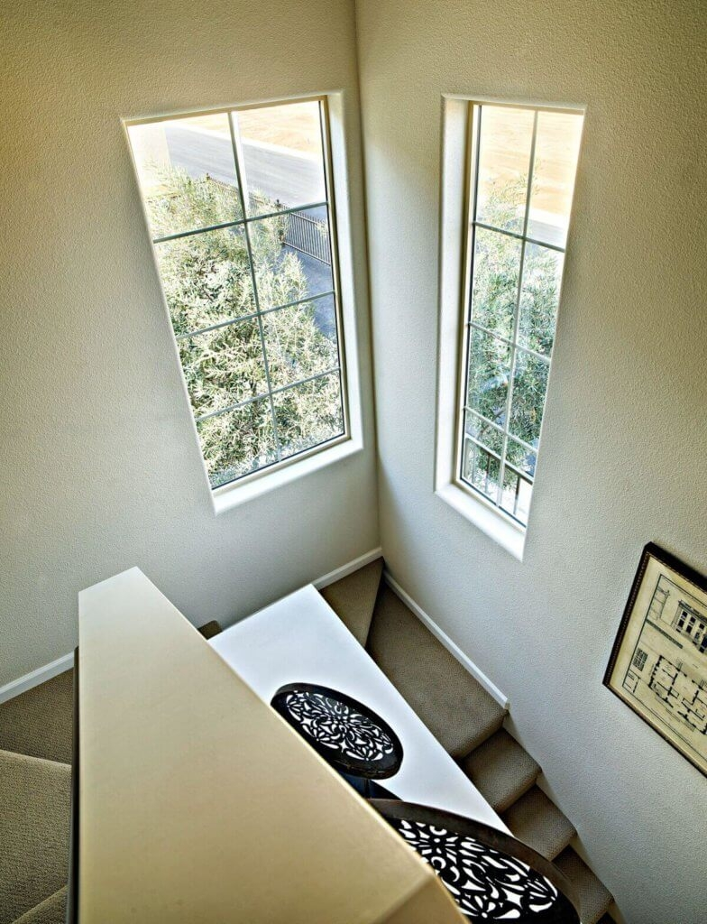 Photo Gallery Of Window And Door Replacement In Tucson | Stairs Window Glass Design | Classic | Foreign Window | Simple | Stairwell | Grill
