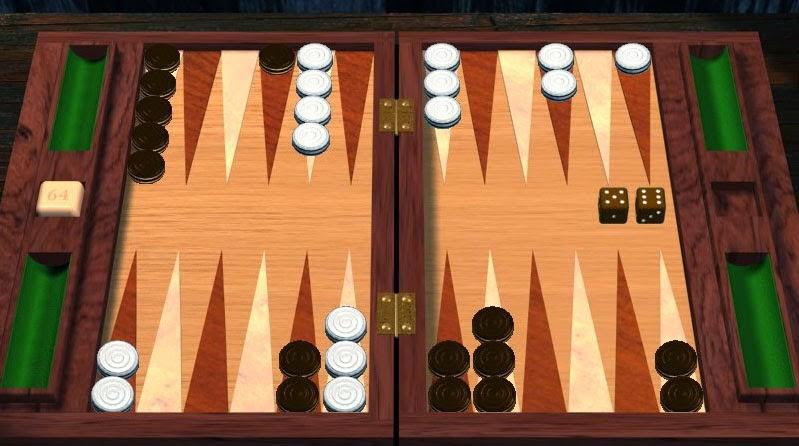 تحميل لعبة طاولة Backgammon برابط مباشر