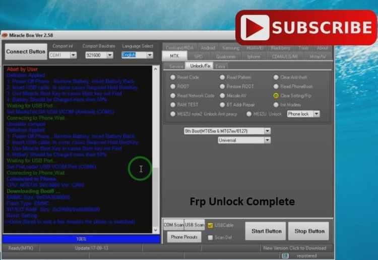 Vivo v5s 1713 Frp Unlock Nougat 7 0 (Google Account Remove