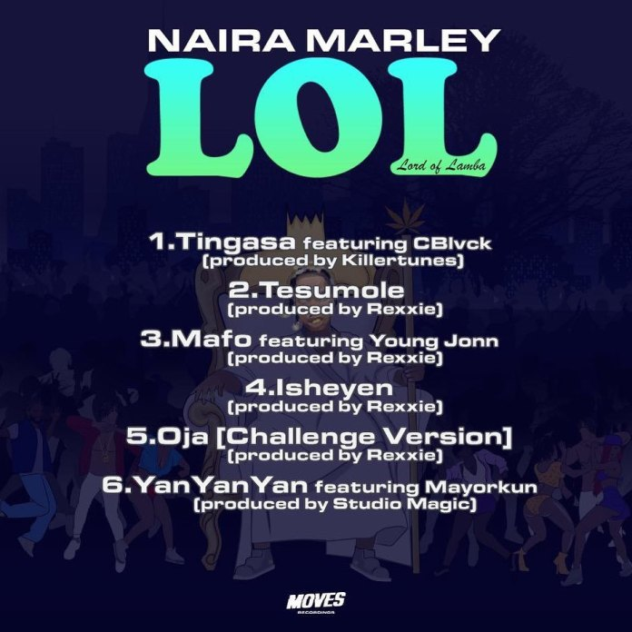 Naira Marley Tesumole. Hitsongz.com