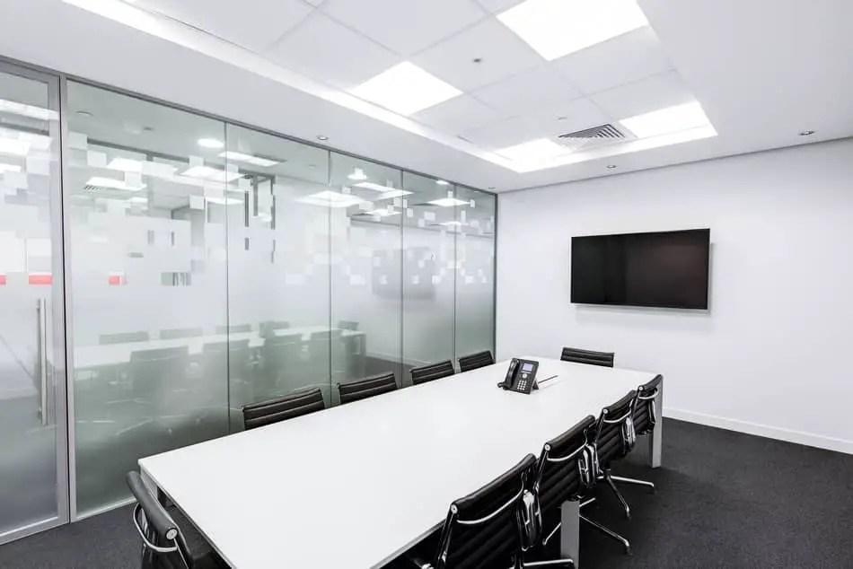 brighten up the windowless office