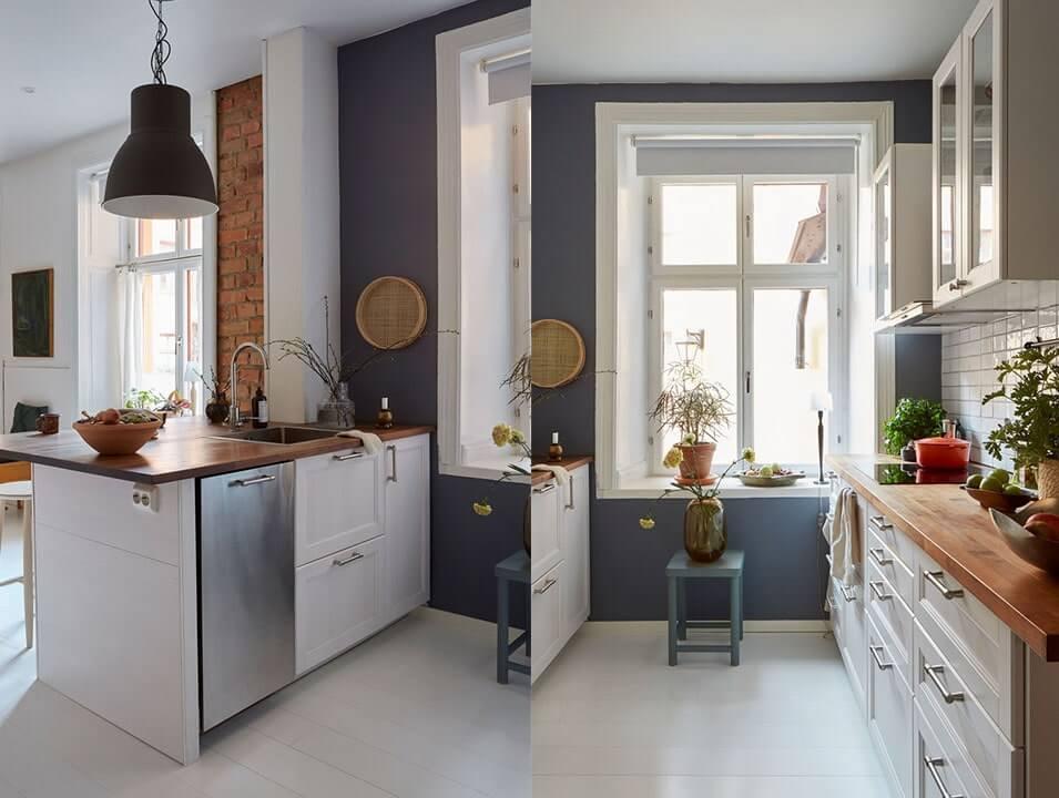 thiết kế trong nhà bếp