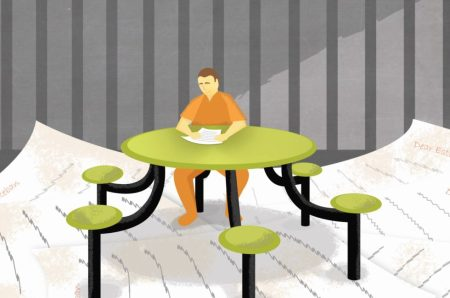 Crossroads Prison Ministries Enables You to Volunteer from Home as a Bible Study Penpal with Prisoners