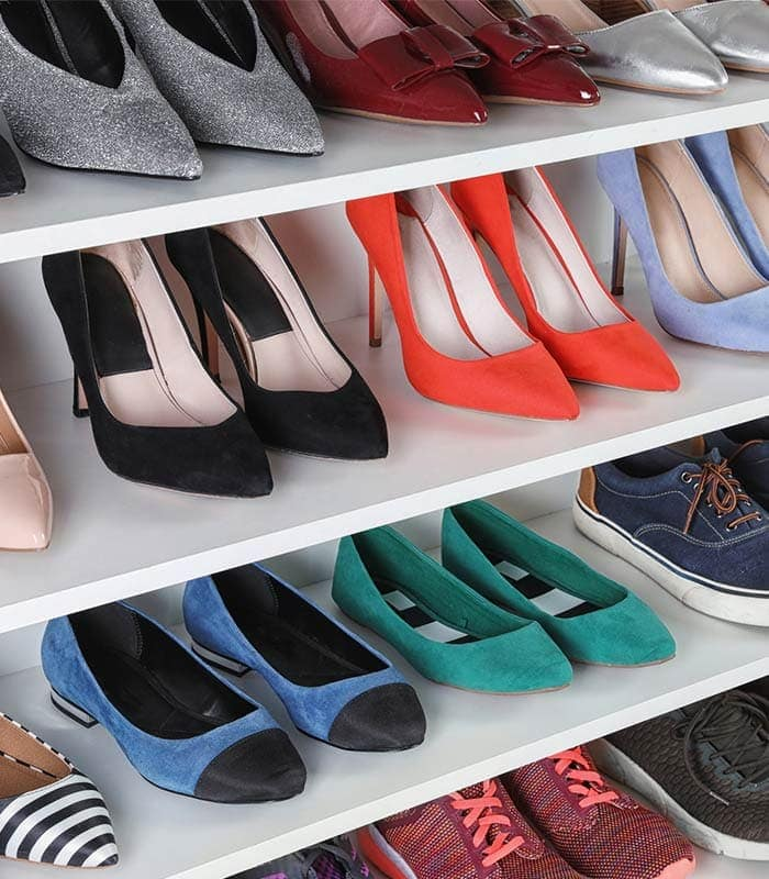 Shoe Storage Ideas How To Store And Organize Your Shoes Effectively