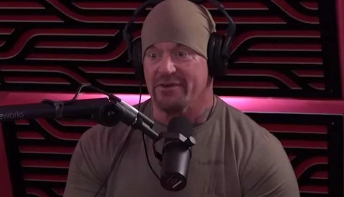 Image result for undertaker joe rogan podcast
