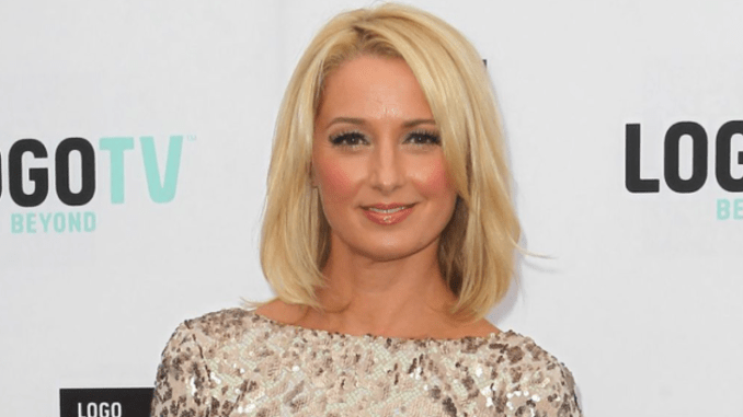 Katherine LaNasa is married to Grant Show.