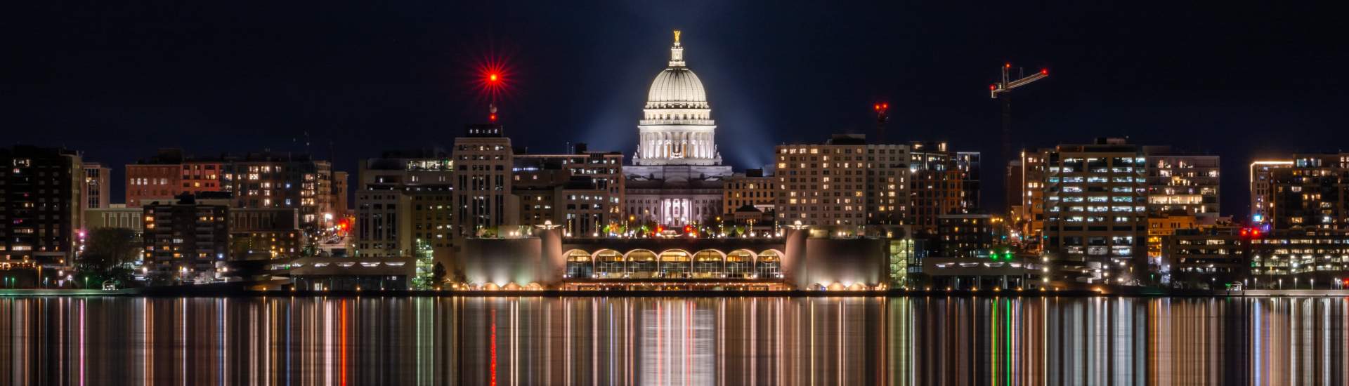the wisconsin state capitol dome