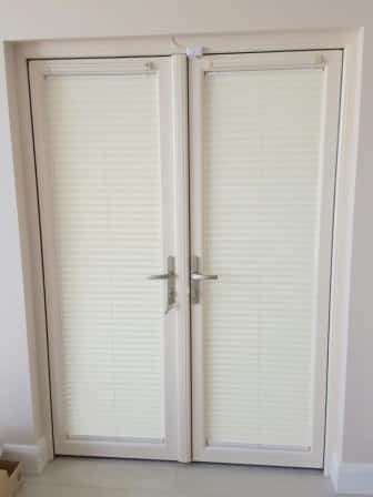 shutters pleated blinds and