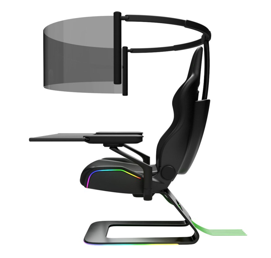 CES 2021 - Razer Project Brooklyn
