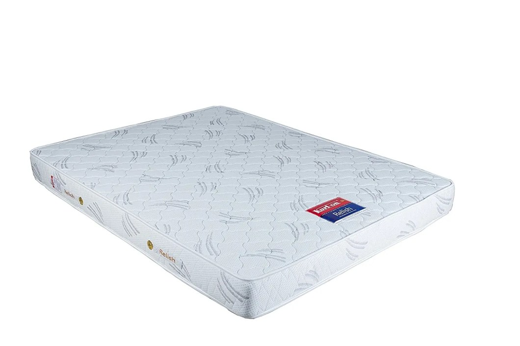 Kurl-on Relish 6-inch Single Size Spring Mattress