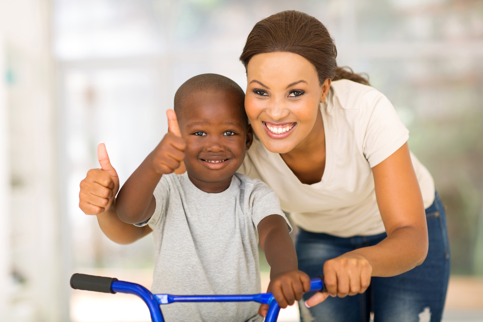 In Touch Parenting A Mix Of Attachment And Authoritative
