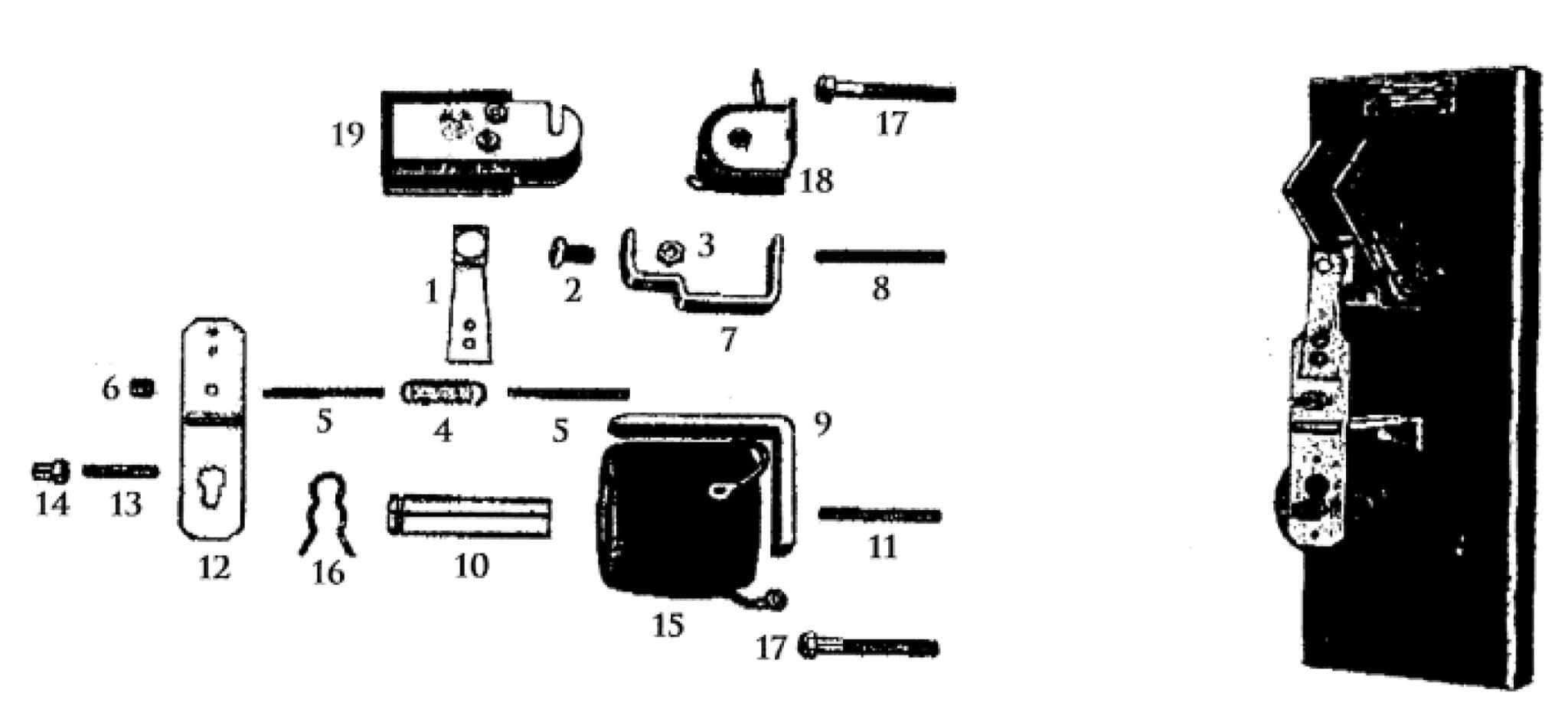 Type Ap Anti Plug Relay