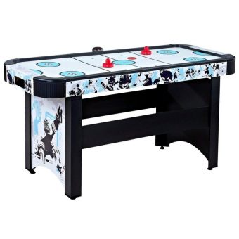 Harvil 5 Foot Air Hockey Table with Electronic Scoring