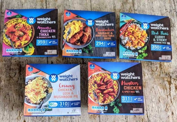 weight watchers ready meals a review