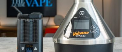 Volcano Hybrid vs Mighty Design and Features