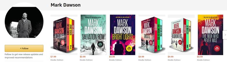 Mark Dawson Books - Modi come fare soldi online