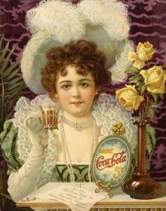 Publicidad Coca-Cola 1890