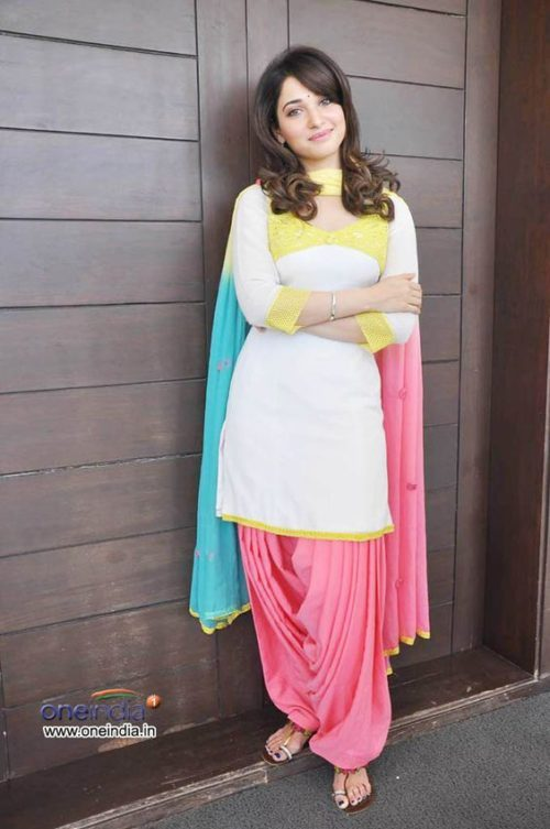 Patiala Salwar Suit Design