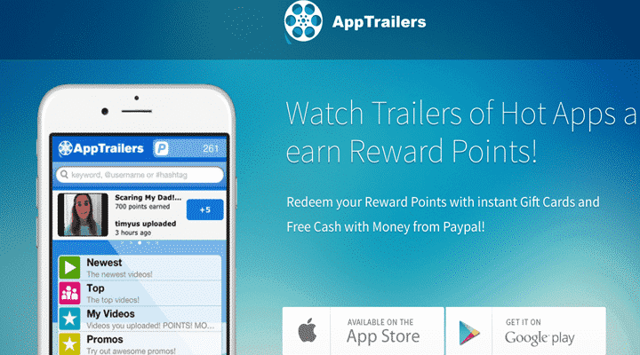 app trailers - The Internet Tips