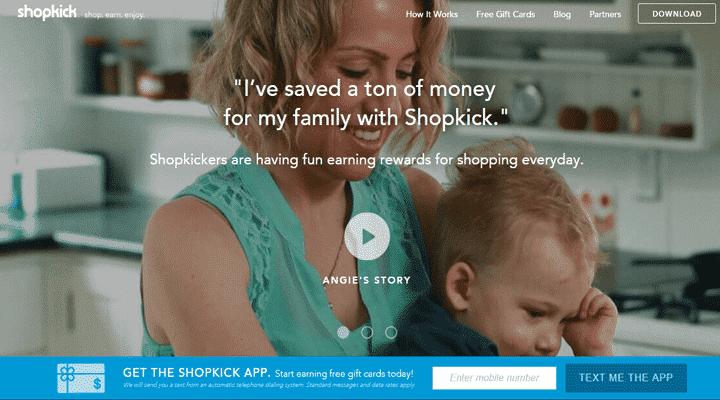 shopkick - The Internet Tips