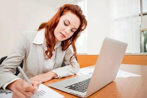 work at home writer