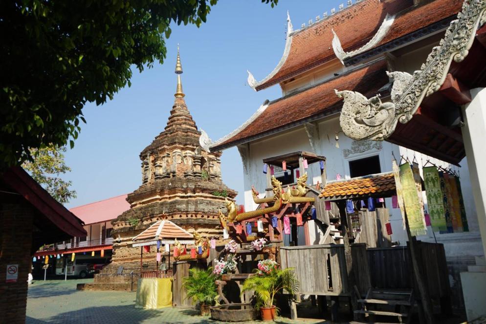 泰國旅遊.廟宇