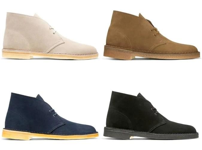 The Best Clarks Desert Boots