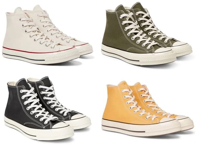 The Best Converse All-Stars