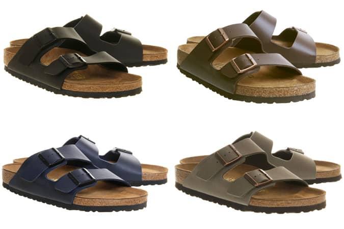 The Best Birkenstock Sandals For Men