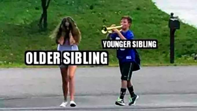 Sibling Memes For Sharing On National Sibling Day - Digital Mom Blog