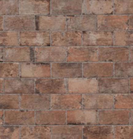 old chicago brick porcelain tile