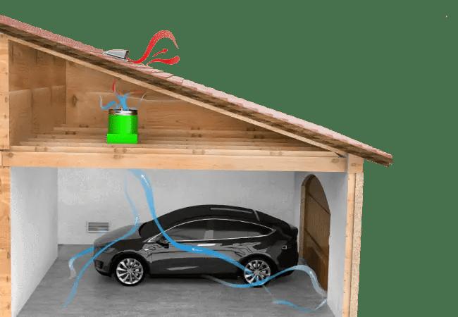 5 star quietcool garage exhaust fan