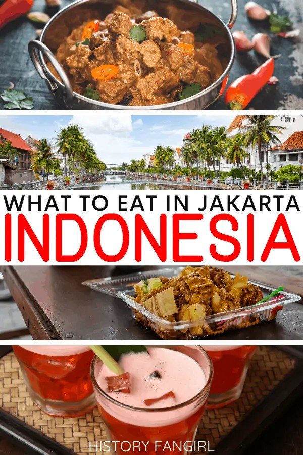 5 Jakarta Food Drinks You Simply Must Try