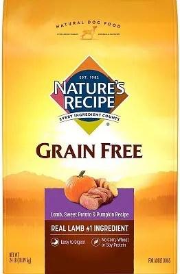 Natures Recipe Grain Free Dry Dog Food