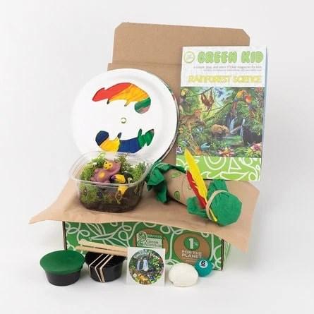 Green Kid Crafts - Rainforest Science Box   NOW: $34.95