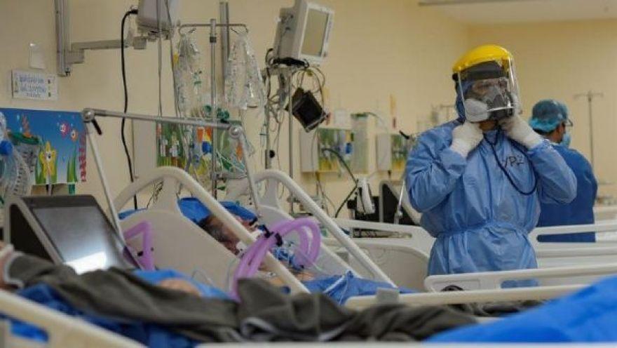 Hospitalizados Covid