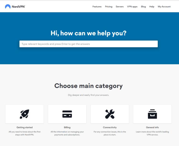 NordVPN Knowledgebase