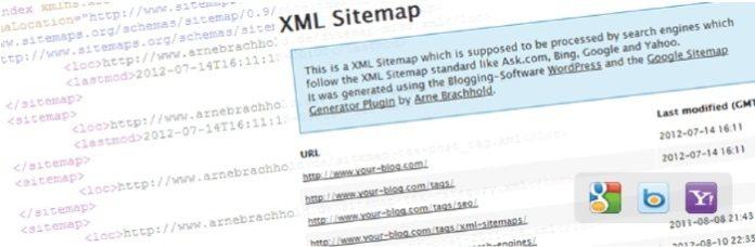 Google XML Site Haritaları - WP Eklentisi