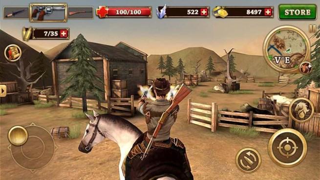 West Gunfighter mod apk