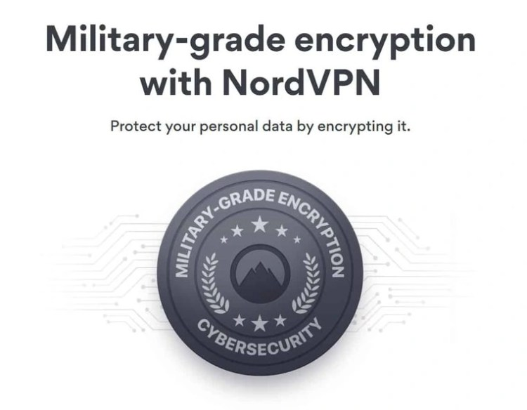 nordvpn encryption
