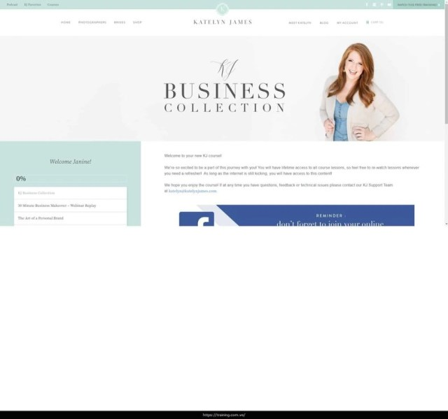 Download KJ Business Collection by Katelyn James