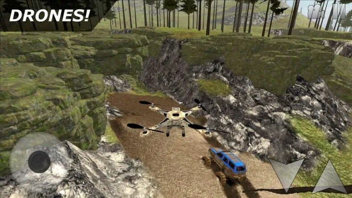 Offroad Outlaws screen 3