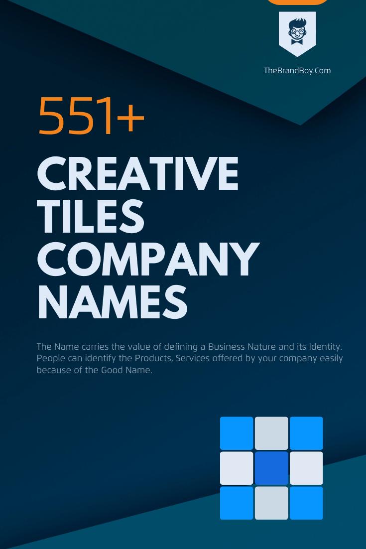 473 creative tiles company names