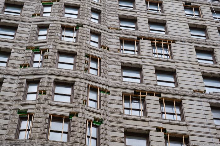 Remont fasada znamenitogo...