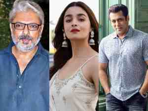 Salman Khan drew from Bhansali's upcoming project 'Inshallah';  who replaced him?