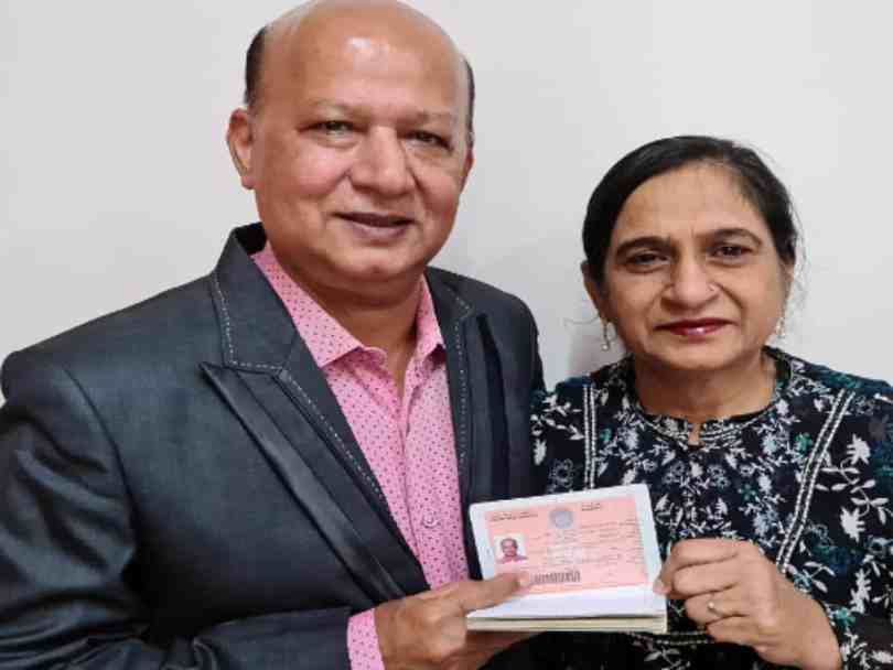 62-year-old Indian Businessman, who started with Dh1,200 salary gets UAE's golden visa