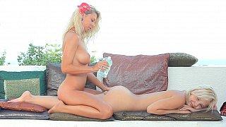 Image: Massage for a little Princess