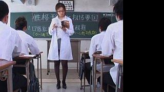 Image: Gangbang Practice in Medical University of Tokio