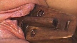 Big Brutal Dildos, Anal, Sandwiched and more! image